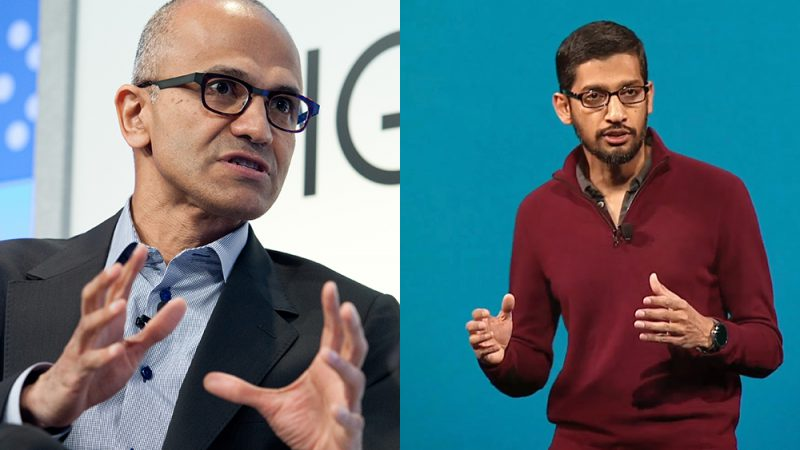 10 Reasons Why Top CEO of Tech companies are Indians?