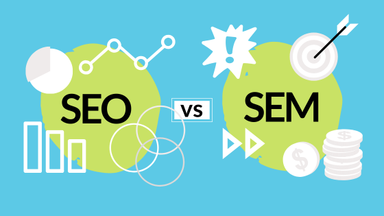 What's the difference between Search Engine Marketing (SEM) and Search Engine Optimization (SEO)?